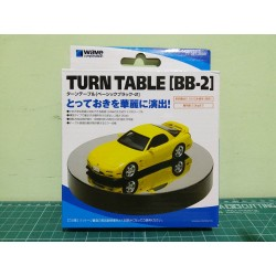 Wave Turn Table [BB-2] 124mm x 20mm