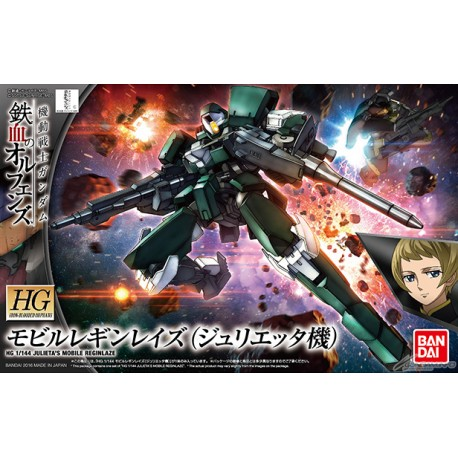 HG High Grade Iron-Blooded Orphans - No. 024 - 1/144 - EB-08 Julieta's Reginlaze