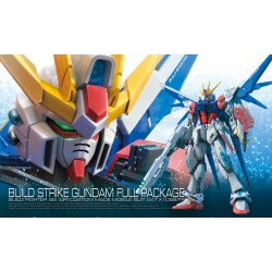 RG Real Grade - No. 023 - 1/144 - Build Strike Gundam Full Package