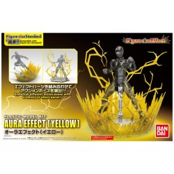 Figure-rise Effect Aura Effect Yellow