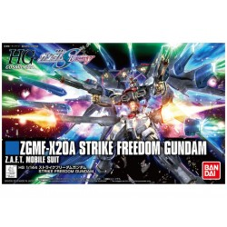 HGCE No. 201 1/144 ZGMF-X20A Strike Freedom Gundam [REVIVE]
