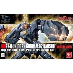 HGUC No. 135 1/144 RX-0 Unicorn Gundam 02 Banshee [Unicorn Mode]