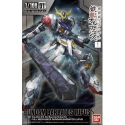 Full Mechanics (FM) - Iron-Blooded Orphans - No. 001 - 1/100 - ASW-G-08 Gundam Barbatos Lupus