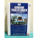 EX MODEL 1/144 GUNDAM TRAILER TRUCK