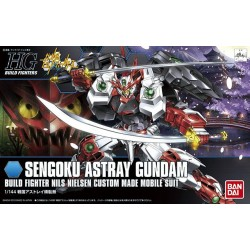HGBF High Grade Build Fighters - No. 007 - 1/144 - 侍ノ弐 Sengoku Astray Gundam