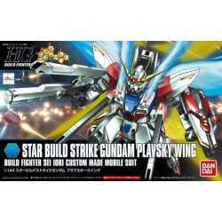 HGBF High Grade Build Fighters - No. 009 - 1/144 - GAT-X105B/ST Star Build Strike Gundam Plavsky Wing