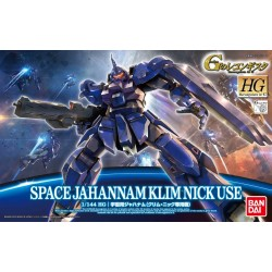 HG Recon No. 007 1/144 MSAM-034a Jahannam Space Type (Klim Nick Use)