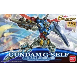 HG Gundam Reconguista in G - No. 001 - 1/144 - Gundam G-Self