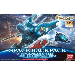 HG High Grade Gundam Reconguista in G - No. 005 - 1/144 - BPAM-02 Space Pack with Core Fighter