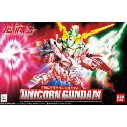 SD Super Deformed - No. 360 - RX-0 Unicorn Gundam