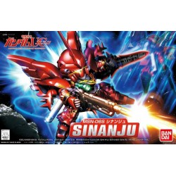 SD Super Deformed - No. 365 - MSN-06S SINANJU