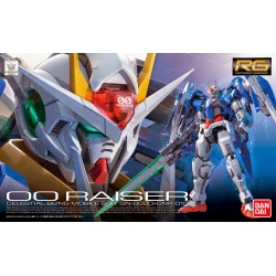 RG Real Grade - No. 018 - 1/144 - 00 Raiser
