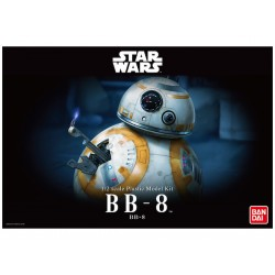 Star Wars 1/2 BB-8 by Bandai