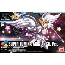 HGBF - No. 054 - 1/144 - Super Fumina Axis Angel Ver.