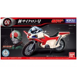 Mecha Collection Kamen Rider Series New Cyclone