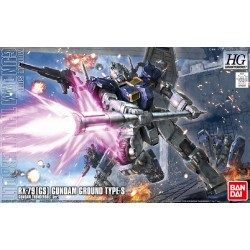 HG GT No. 013 1/144 RX-79[GS] Gundam Ground Type-S