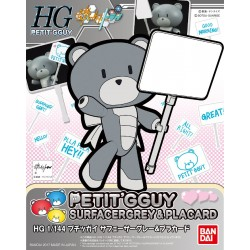 HGPG No. 016 Petit'gguy Surfacer Gray & Placard