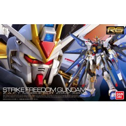 RG Real Grade - No. 014 - 1/144 - Strike Freedom Gundam