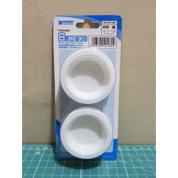 Paint Palette White (6 pcs)