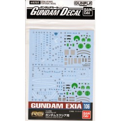 GD-106 RG 1/144 For Gundam Exia
