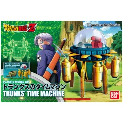 Figure-rise Mechanics - Dragonball Series - Trunks Time Machine