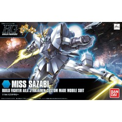 HGBF High Grade Build Fighters - No. 012 - 1/144 - AC-01 Miss Sazabi
